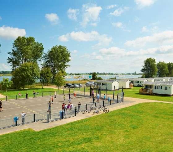 Kustpark Nieuwpoort Kompascamping