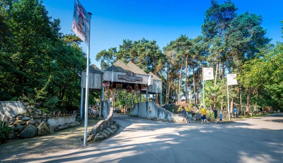Camping Goolderheide in Belgisch Limburg